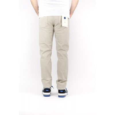 Jeans PT 01 Uomo - C6P5K5 Jeans Bull Di Cotone 5 Tasche Slim