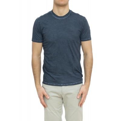 T-shirt uomo - J051 hts005 t-shirt tinta freddo
