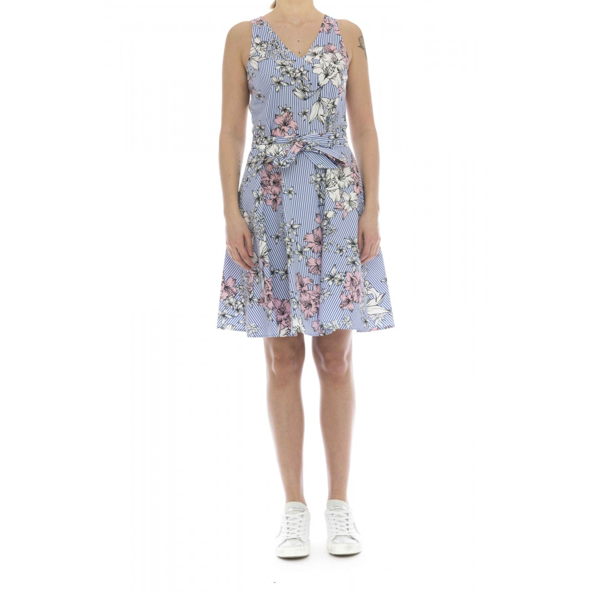 Vestito - Baz vestito stampa