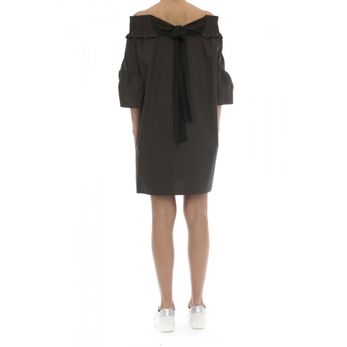 Vestito - Noelle vestito spalla scesa