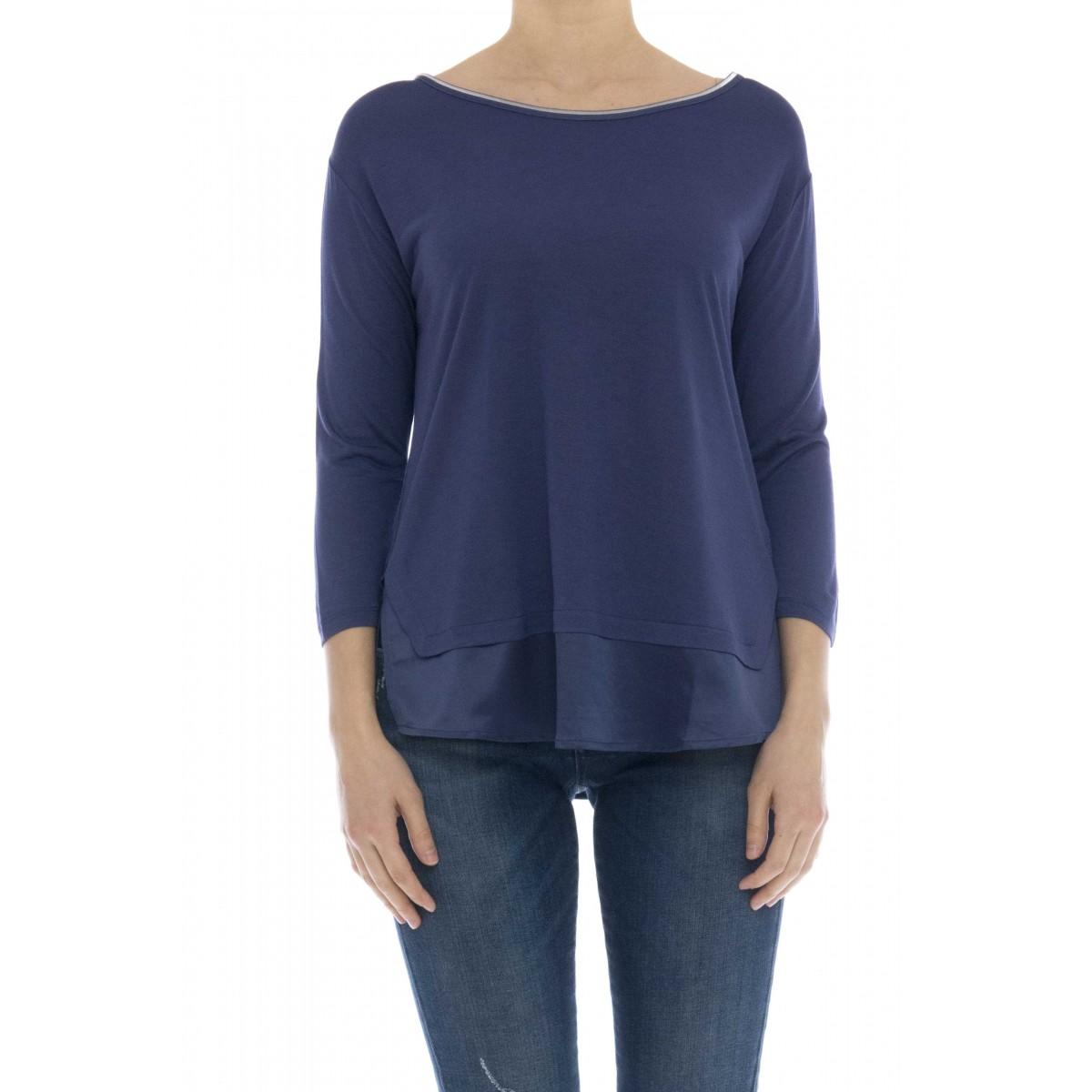 T-shirt donna - Alfia t-shirt girocollo