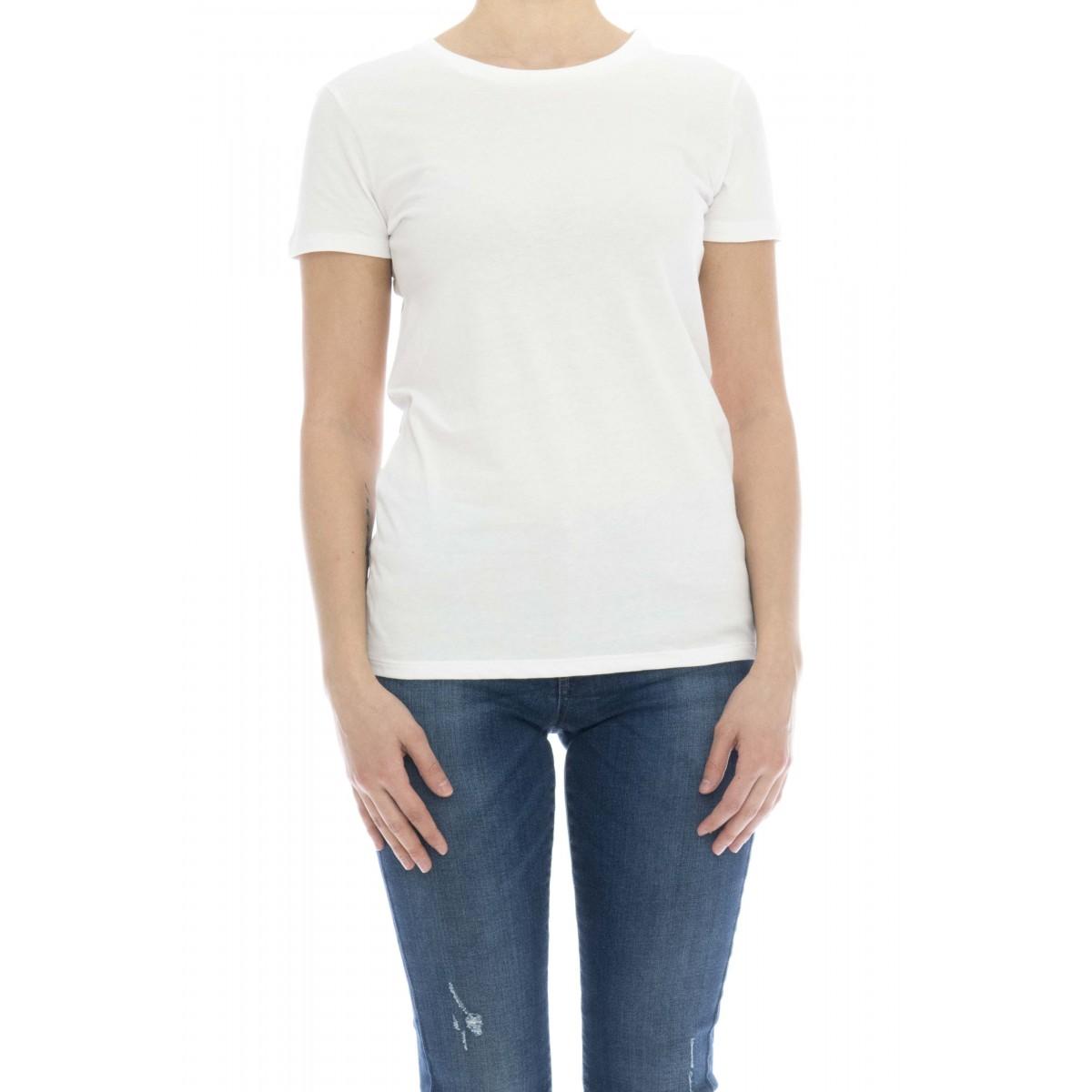T-shirt donna - J007 fts018 t-shirt cotone