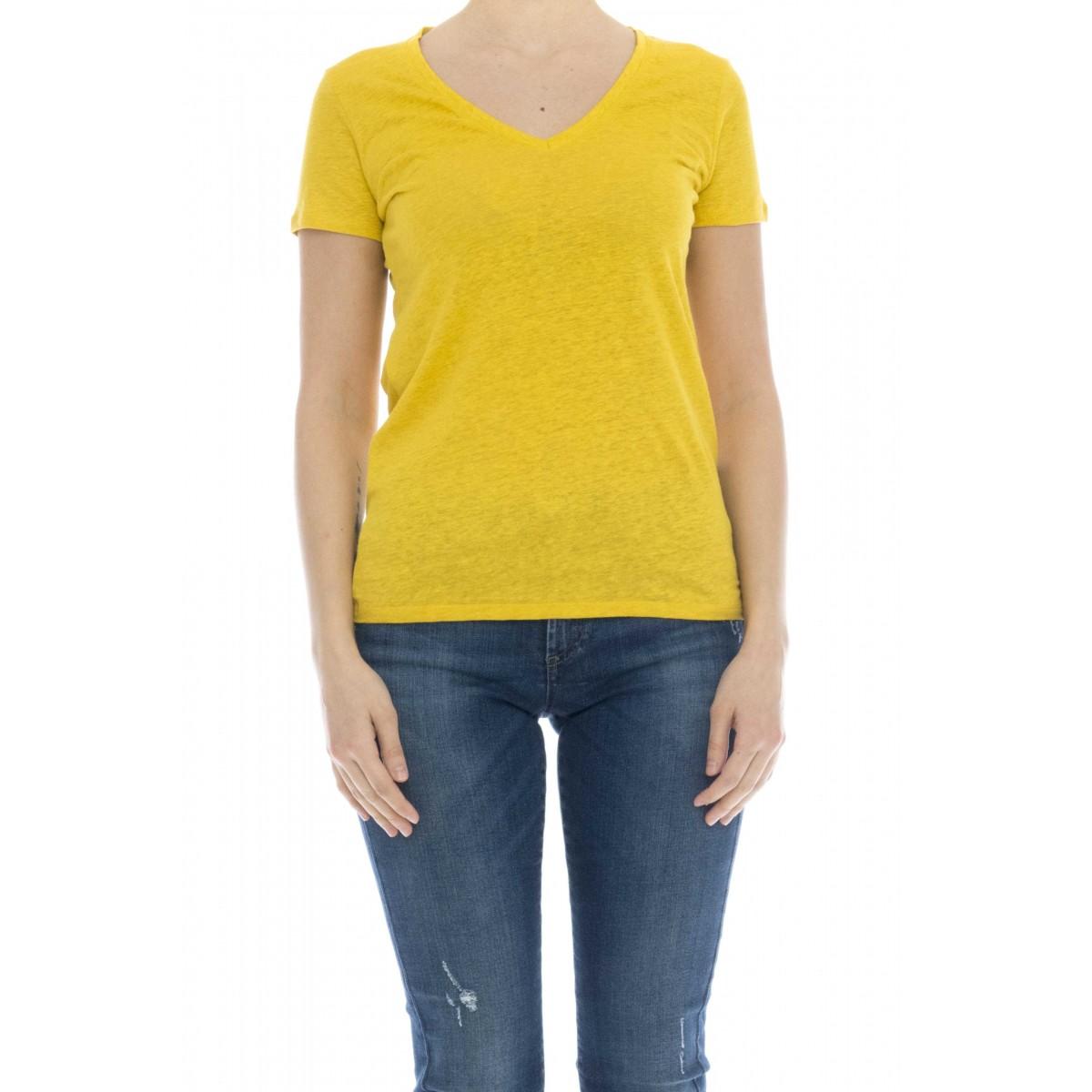 Camicia donna - J011 fts164 lino