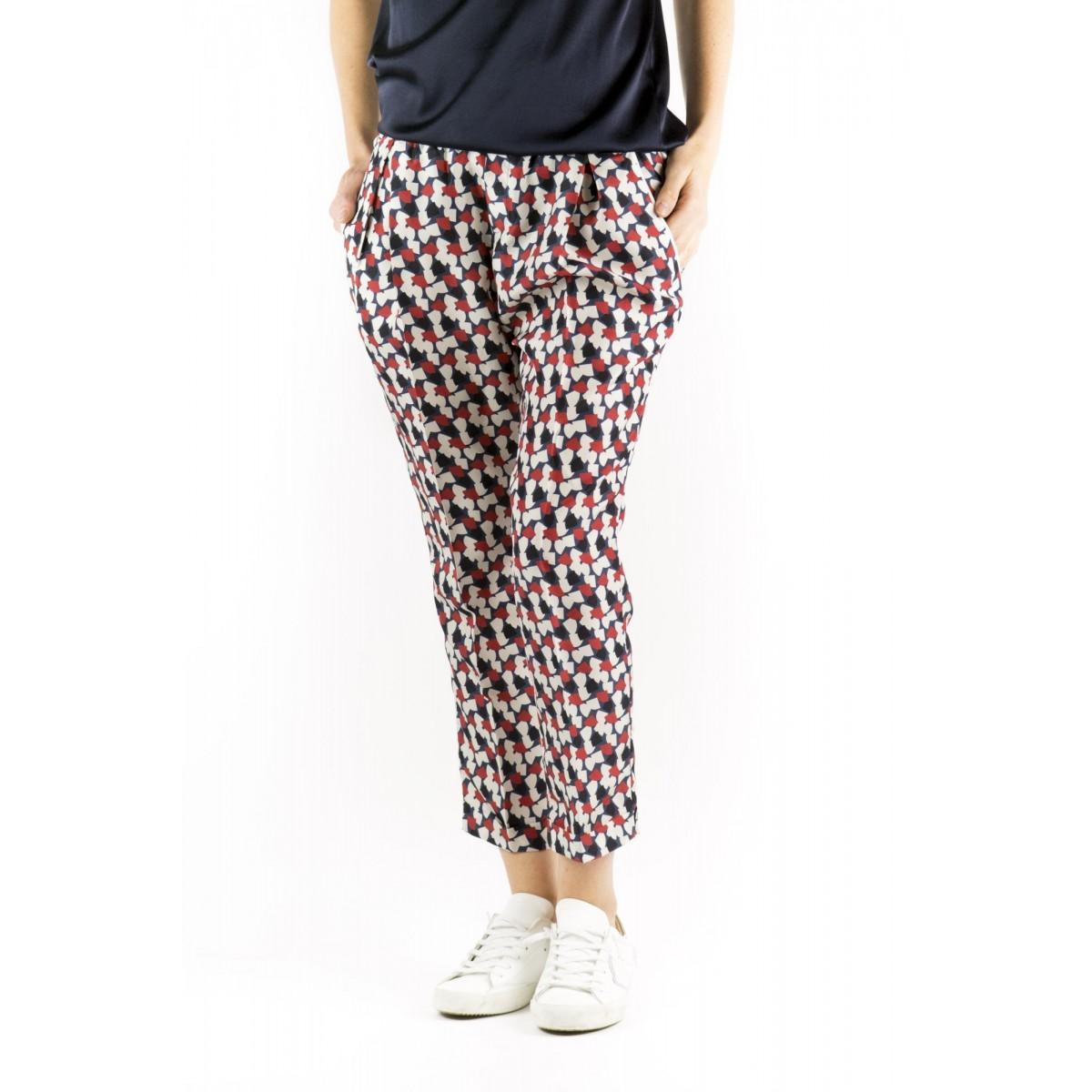 Pantalone PT0W Donna - Cdvslo Ap07 Seta Con Fascia