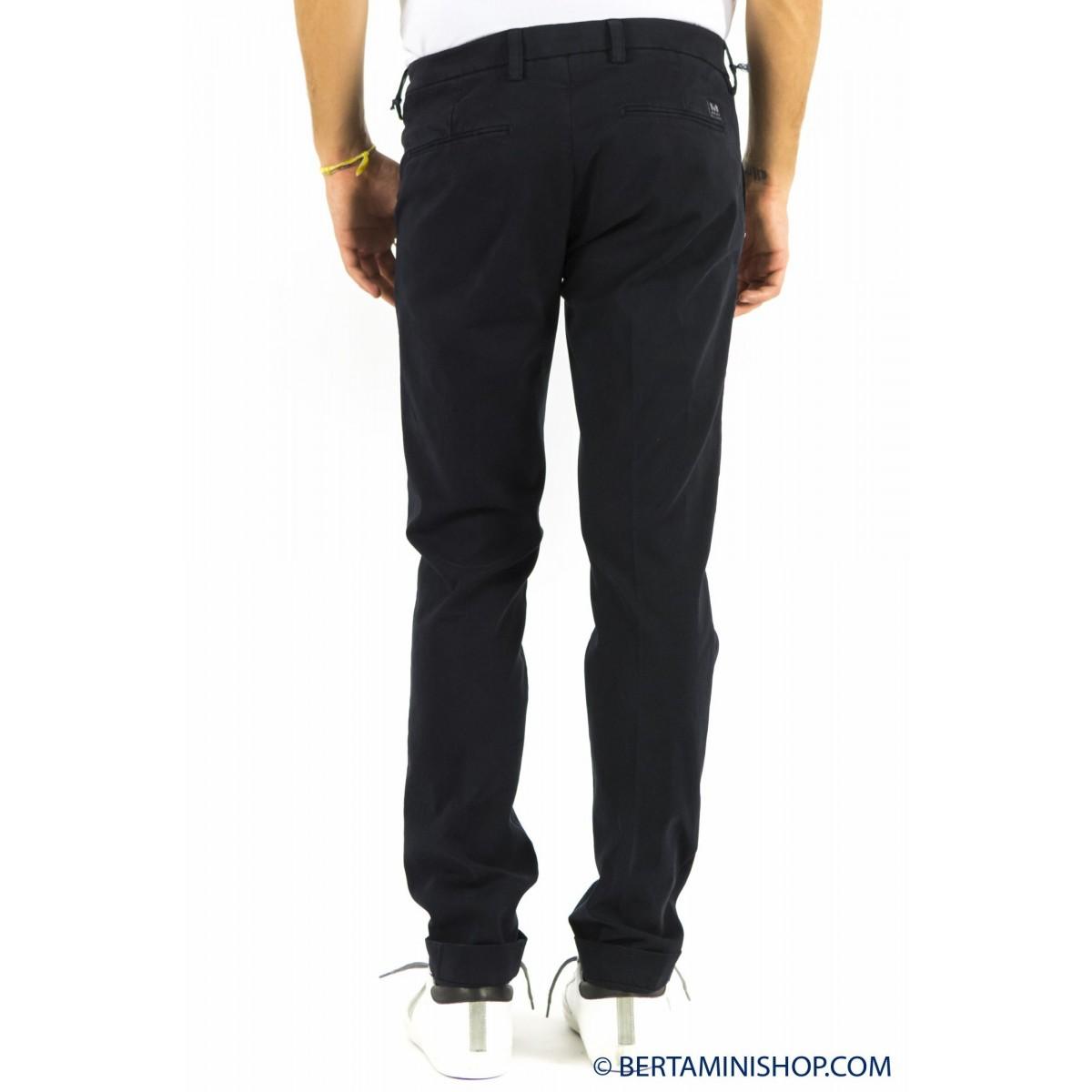 Trousers Entre Amis Man - 8201 488L17 401- Blu