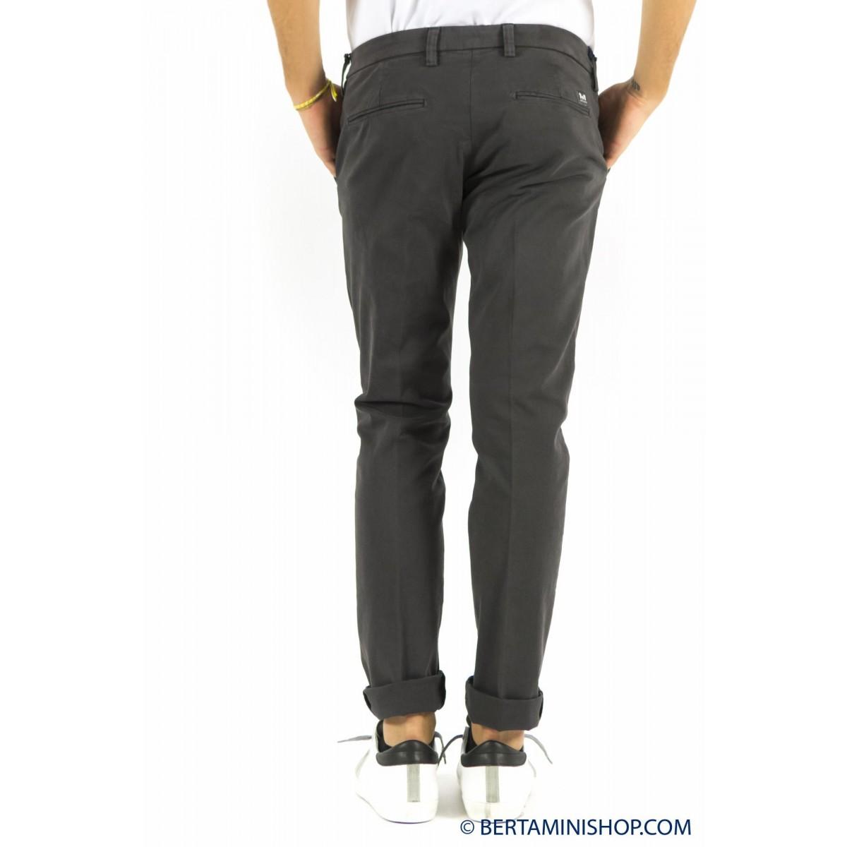 Trousers Entre Amis Man - 8201 488L17 302 - Grigio