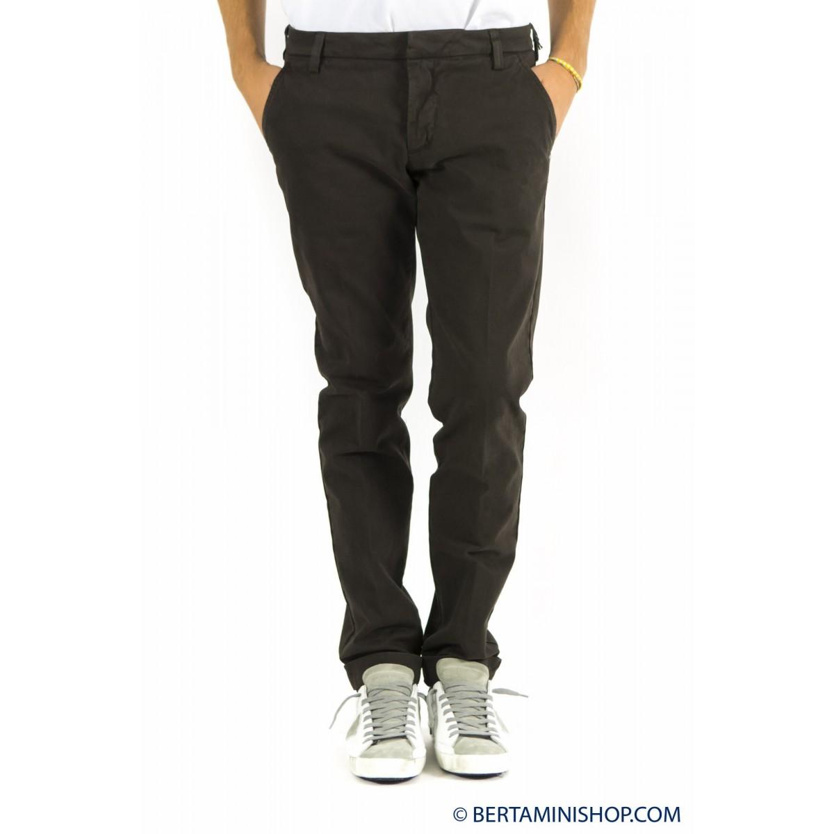 Trousers Entre Amis Man - 8201 488L17 502 - Tasta di moro
