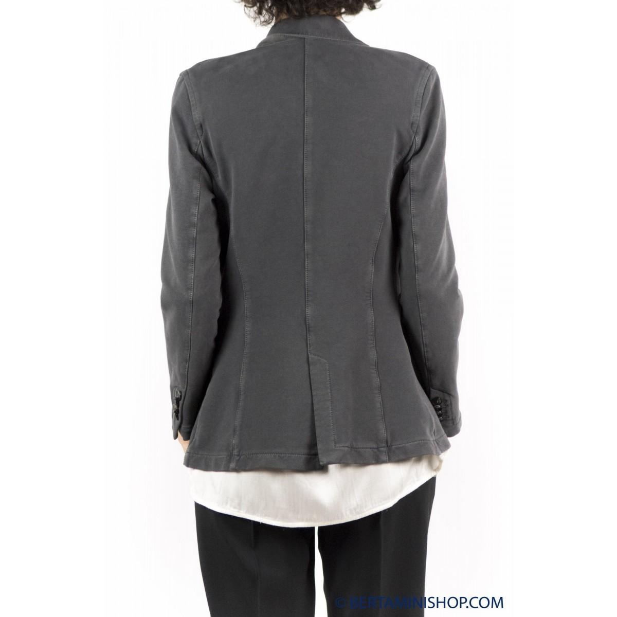 Blazer Circolo 1901 Woman - FD464 131 - Grigio scuro