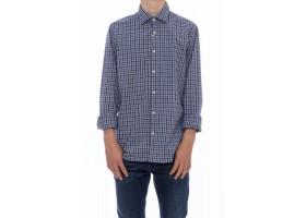 Shirts Men's Jeans, in Quadri or Slim Fit